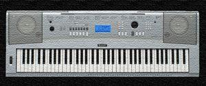 Yamaha keyboard style revoicer.
